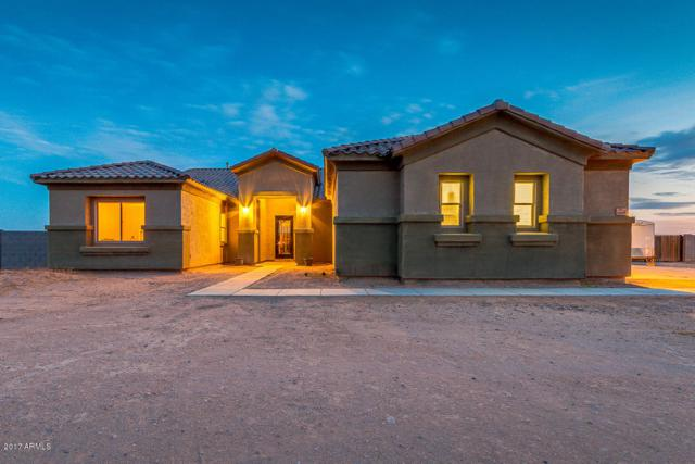 6505 W Gelding Lane, Coolidge, AZ 85128 (MLS #5610953) :: Sibbach Team - Realty One Group