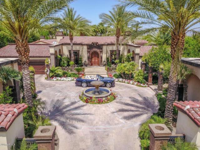 6684 E Cactus Wren Road, Paradise Valley, AZ 85253 (MLS #5611521) :: Occasio Realty