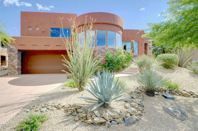 7127 E Ridgeview Place, Carefree, AZ 85377 (MLS #5611616) :: Santizo Realty Group