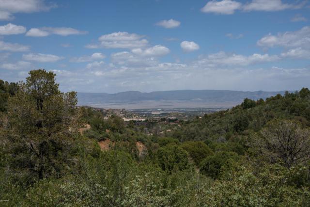490 Glenheather Circle, Prescott, AZ 86303 (MLS #5611940) :: The Wehner Group