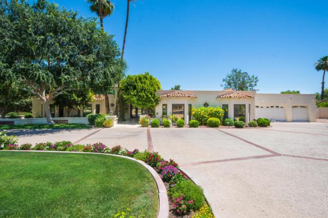 6301 N 61ST Place, Paradise Valley, AZ 85253 (MLS #5613394) :: CC & Co. Real Estate Team