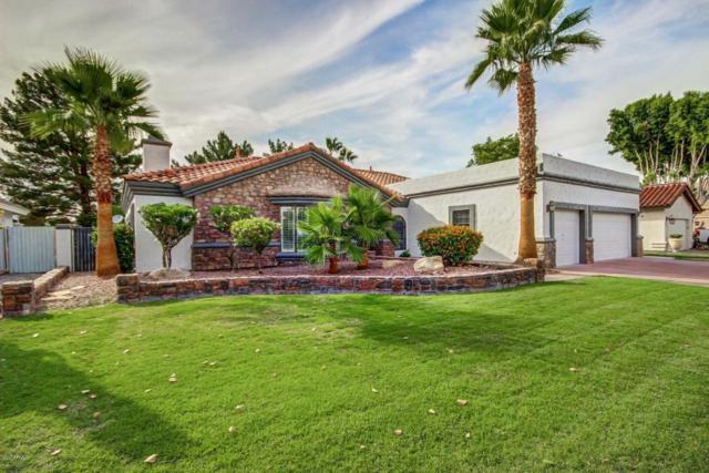 1108 N Date Palm Drive, Gilbert, AZ 85234 (MLS #5613762) :: The Bill and Cindy Flowers Team