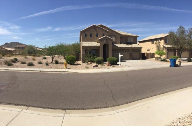 23724 W Adams Street, Buckeye, AZ 85396 (MLS #5615265) :: Desert Home Premier