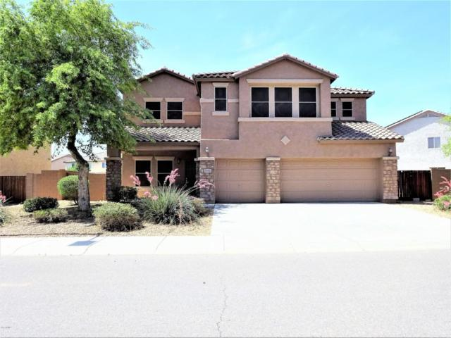 7482 W Rushmore Way, Florence, AZ 85132 (MLS #5615492) :: RE/MAX Home Expert Realty