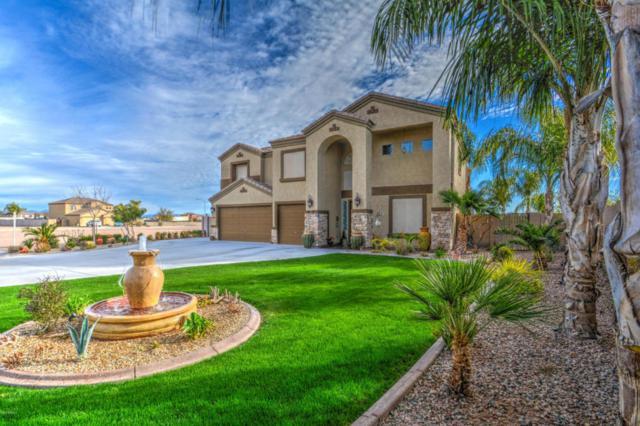 24085 N Corn Circle, Florence, AZ 85132 (MLS #5615809) :: Arizona 1 Real Estate Team