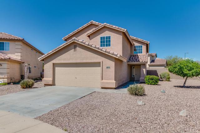 132 S 223RD Avenue, Buckeye, AZ 85326 (MLS #5615868) :: Desert Home Premier