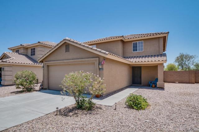 22593 W Solano Drive, Buckeye, AZ 85326 (MLS #5615969) :: Desert Home Premier