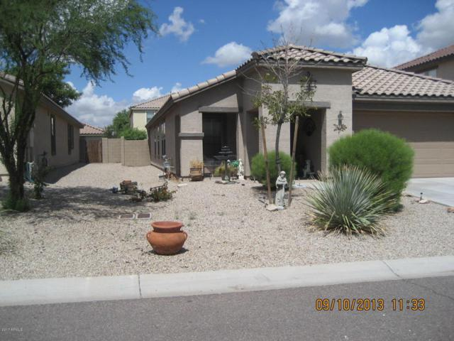 852 E Desert Rose Trail, San Tan Valley, AZ 85143 (MLS #5616427) :: RE/MAX Home Expert Realty