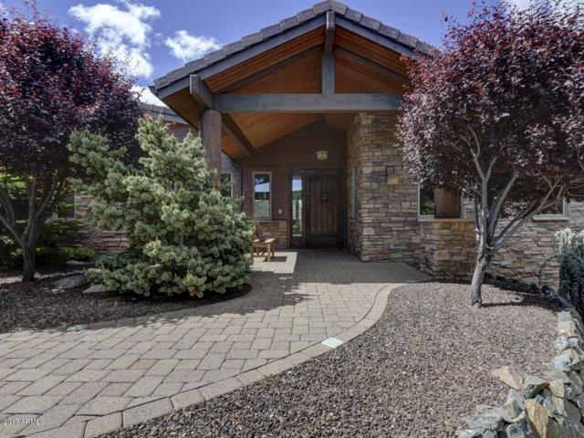 2124 Forest Mountain Road, Prescott, AZ 86303 (MLS #5617156) :: My Home Group