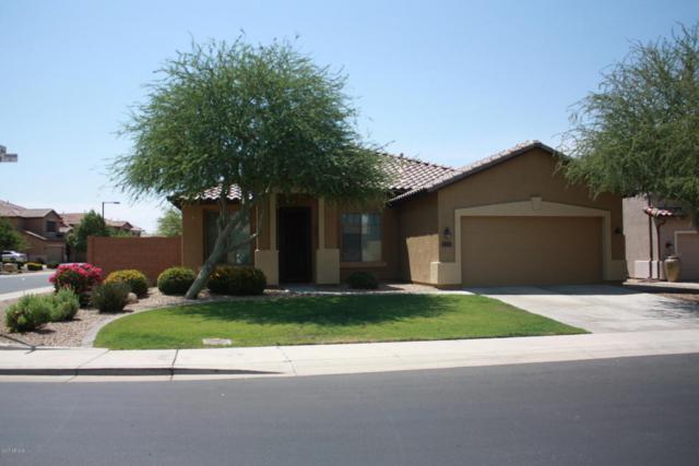 7143 W Lone Tree Trail, Peoria, AZ 85383 (MLS #5617160) :: The Laughton Team