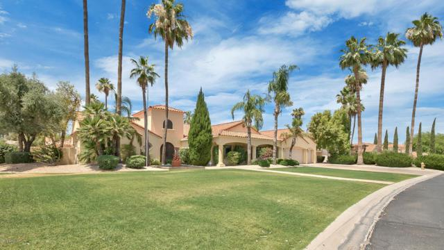 10400 N 48TH Place, Paradise Valley, AZ 85253 (MLS #5617913) :: Kelly Cook Real Estate Group