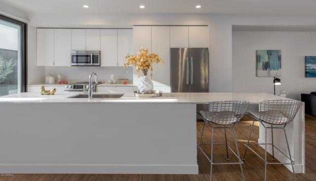 1717 N 1st Avenue #101, Phoenix, AZ 85003 (MLS #5618383) :: Brett Tanner Home Selling Team