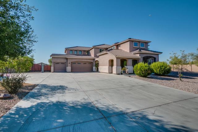 390 W Palomino Court, San Tan Valley, AZ 85143 (MLS #5618417) :: RE/MAX Home Expert Realty