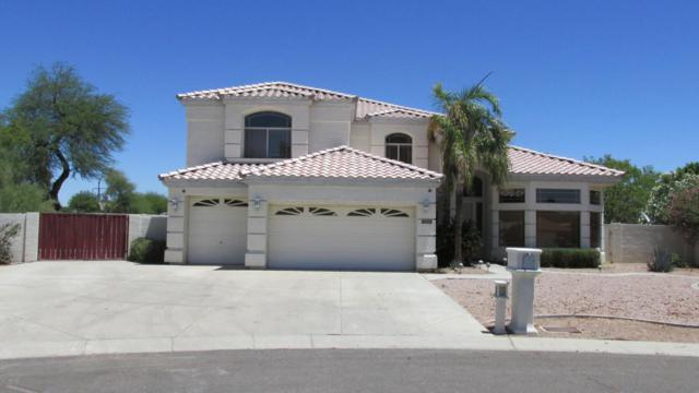 18541 N 63RD Drive, Glendale, AZ 85308 (MLS #5619831) :: The Laughton Team