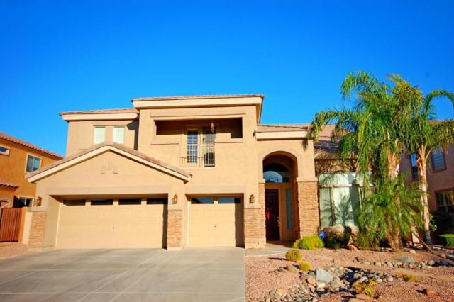 5029 W Yearling Road, Phoenix, AZ 85083 (MLS #5620011) :: The Laughton Team