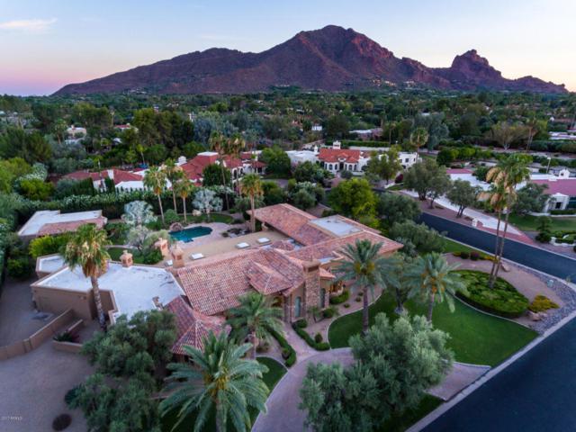 6231 E Huntress Drive, Paradise Valley, AZ 85253 (MLS #5620253) :: Occasio Realty