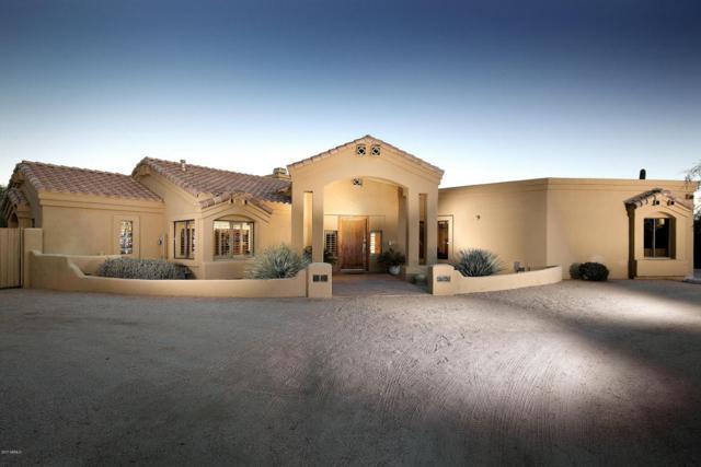 8417 E Chama Road, Scottsdale, AZ 85255 (MLS #5620530) :: Cambridge Properties