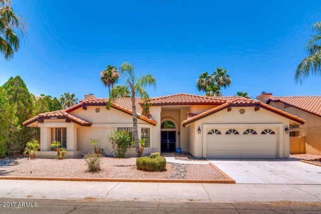6957 W Kimberly Way, Glendale, AZ 85308 (MLS #5620893) :: The Laughton Team