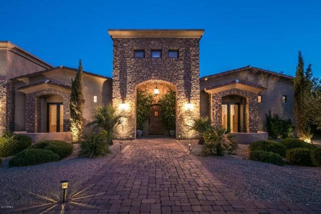 6335 E Via Estrella Avenue, Paradise Valley, AZ 85253 (MLS #5621615) :: Kelly Cook Real Estate Group