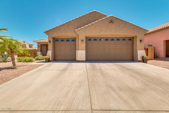 2217 W Peggy Drive, Queen Creek, AZ 85142 (MLS #5623166) :: The Bill and Cindy Flowers Team