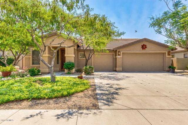 7075 E Cuernavaco Way, Gold Canyon, AZ 85118 (MLS #5623269) :: RE/MAX Home Expert Realty