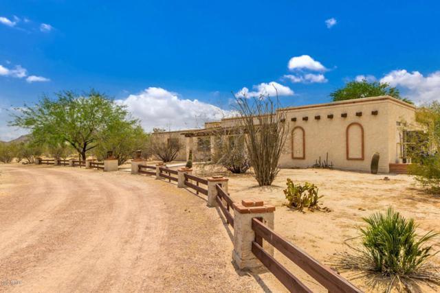 11105 W Ironwood Hills Drive, Casa Grande, AZ 85194 (MLS #5623337) :: RE/MAX Home Expert Realty