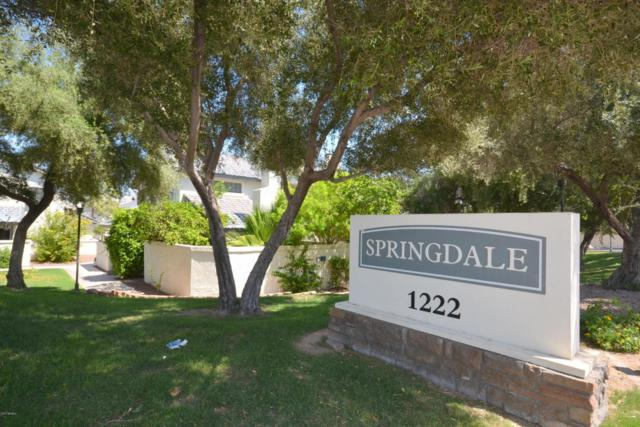 1222 W Baseline Road #114, Tempe, AZ 85283 (MLS #5623451) :: The Bill and Cindy Flowers Team