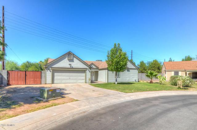 736 E Brooks Street, Chandler, AZ 85225 (MLS #5623522) :: The Bill and Cindy Flowers Team