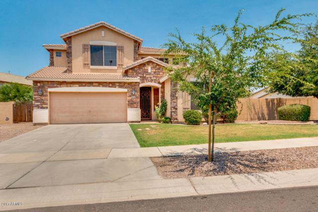 4144 E Blossom Court, Gilbert, AZ 85297 (MLS #5623523) :: The Bill and Cindy Flowers Team