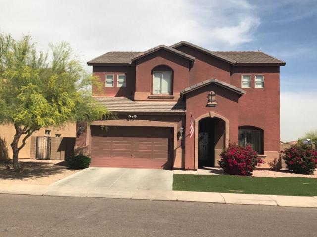 4924 W Leodra Lane, Laveen, AZ 85339 (MLS #5623529) :: Kelly Cook Real Estate Group