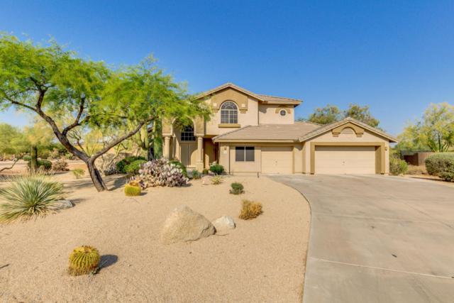 5155 E Cascalote Drive, Cave Creek, AZ 85331 (MLS #5623632) :: Kelly Cook Real Estate Group