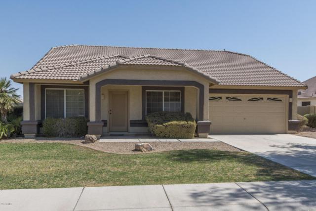 17974 W Hubbard Drive, Goodyear, AZ 85338 (MLS #5623644) :: Kelly Cook Real Estate Group