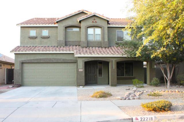 22218 E Via Del Rancho, Queen Creek, AZ 85142 (MLS #5623717) :: Kelly Cook Real Estate Group
