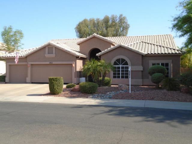 1866 W Redfield Road, Gilbert, AZ 85233 (MLS #5623738) :: Kelly Cook Real Estate Group