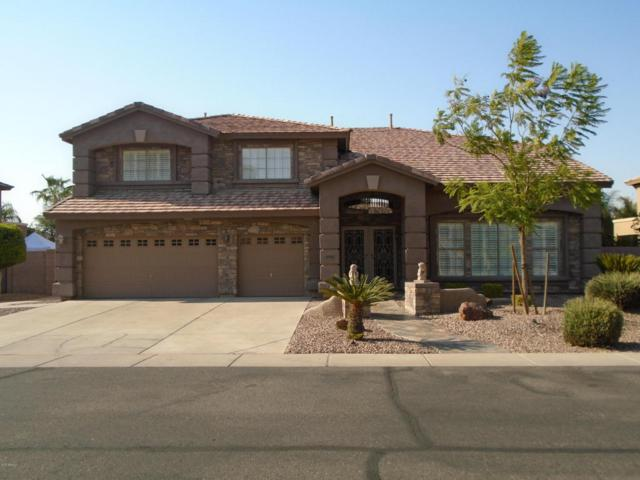 1624 E Coconino Drive, Chandler, AZ 85249 (MLS #5623747) :: Kelly Cook Real Estate Group