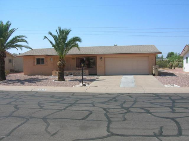 5919 E Decatur Street, Mesa, AZ 85205 (MLS #5623752) :: Kelly Cook Real Estate Group