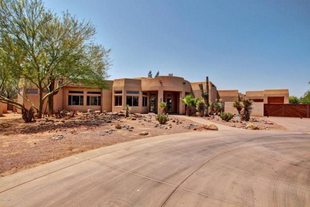 11224 E Starflower Court, Chandler, AZ 85249 (MLS #5623773) :: Kelly Cook Real Estate Group
