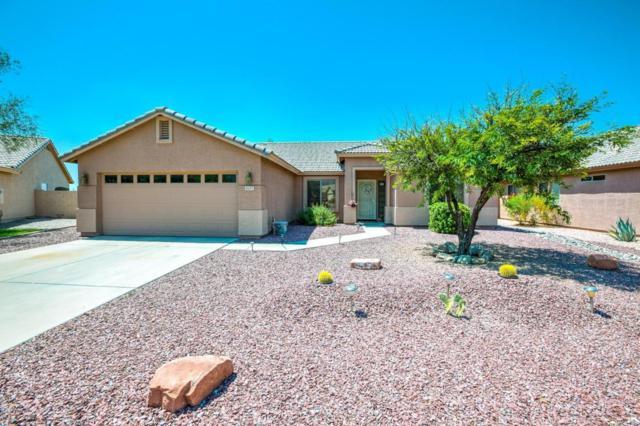 8695 E Night Glow Way, Gold Canyon, AZ 85118 (MLS #5623868) :: RE/MAX Home Expert Realty