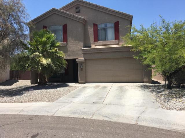3202 S 87TH Avenue, Tolleson, AZ 85353 (MLS #5624148) :: Group 46:10