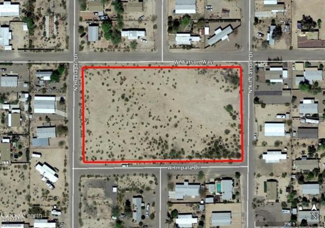 0 N Hualapai Drive, Casa Grande, AZ 85122 (MLS #5624304) :: RE/MAX Home Expert Realty