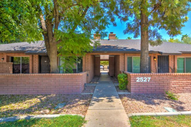 2527 S Maple Avenue #103, Tempe, AZ 85282 (MLS #5624358) :: Sibbach Team - Realty One Group