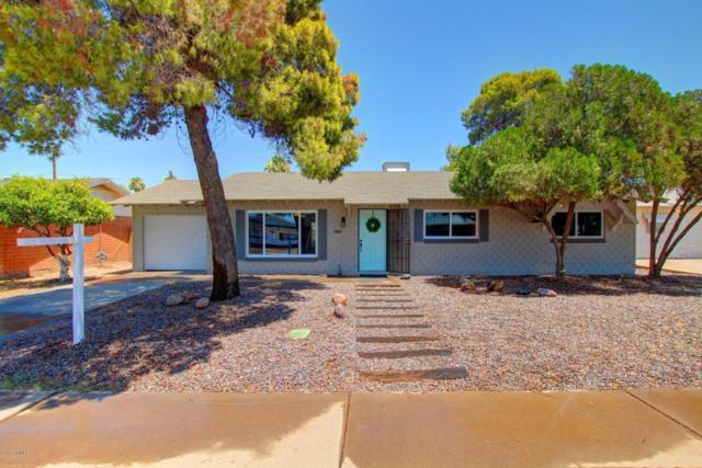 8736 E Hubbell Street, Scottsdale, AZ 85257 (MLS #5624506) :: Sibbach Team - Realty One Group
