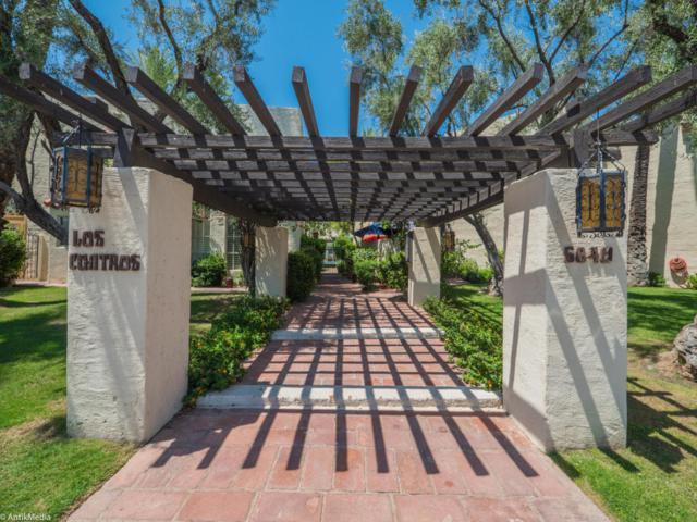 6840 E 2ND Street #23, Scottsdale, AZ 85251 (MLS #5624510) :: Sibbach Team - Realty One Group