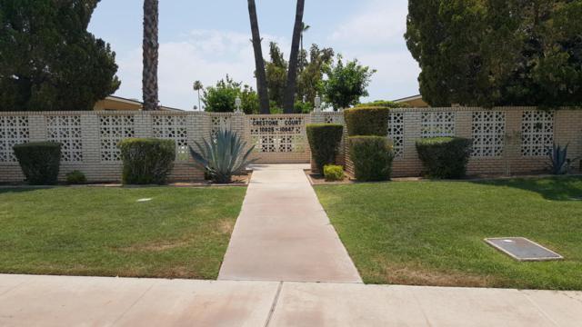 10929 W Santa Fe Drive, Sun City, AZ 85351 (MLS #5624634) :: Desert Home Premier
