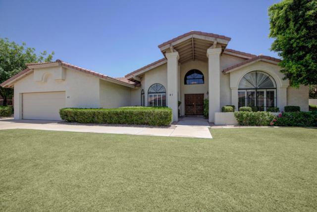 5345 E Mclellan Road #41, Mesa, AZ 85205 (MLS #5624707) :: RE/MAX Home Expert Realty