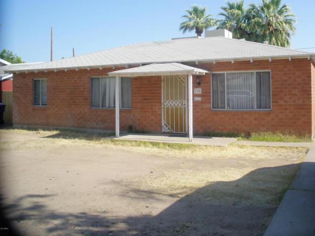 710 W 3RD Street, Mesa, AZ 85201 (MLS #5624752) :: Group 46:10
