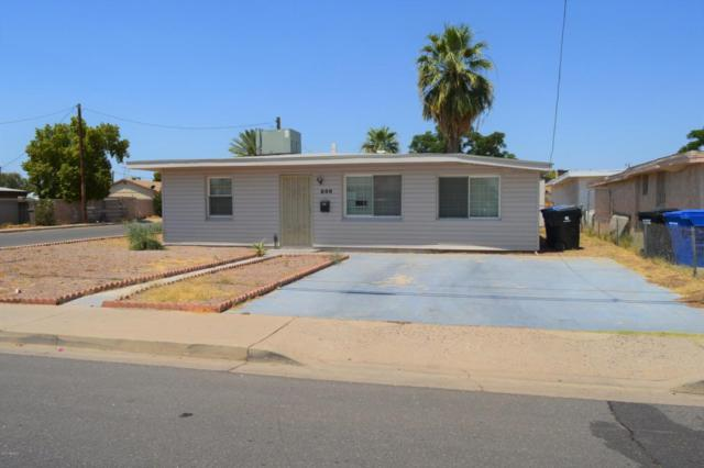 200 N 5TH Street N, Avondale, AZ 85323 (MLS #5624760) :: Kortright Group - West USA Realty