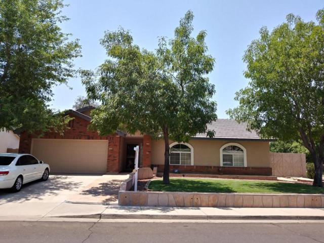 2925 E Tulsa Street, Gilbert, AZ 85295 (MLS #5624774) :: Sibbach Team - Realty One Group