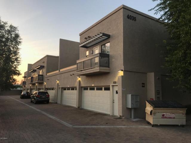 4035 N 28th Street 101-108, Phoenix, AZ 85016 (MLS #5624808) :: Sibbach Team - Realty One Group