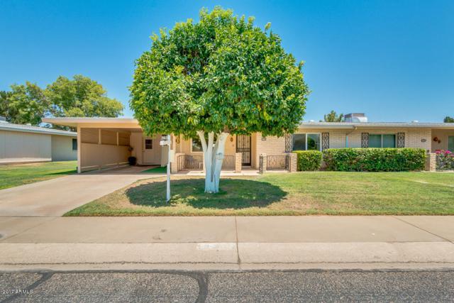 10706 W Caron Drive, Sun City, AZ 85351 (MLS #5624974) :: Desert Home Premier